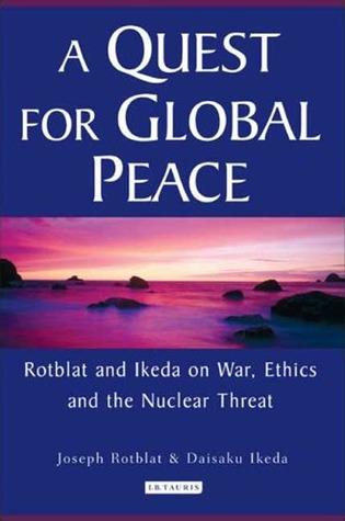Building Global Security Through Cooperation: Annals of Pugwash 1989 Joseph Rotblat