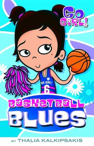 Basketball Blues Thalia Kalkipsakis