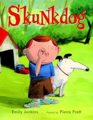 Skunkdog  by  Emily Jenkins