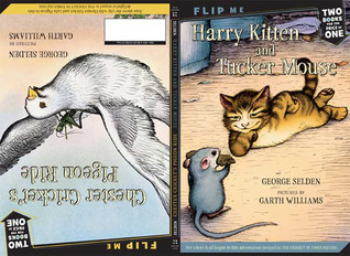 Harry Kitten and Tucker Mouse / Chester Crickets Pigeon Ride  by  George Selden