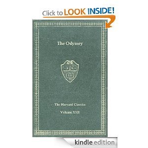 The Odyssey (Harvard Classics, #22)  by  Homer