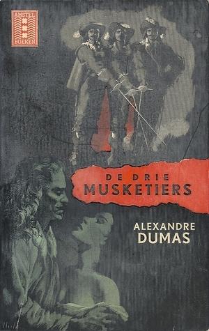 De Drie Musketiers  by  Alexandre Dumas