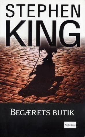 Begærets butik Stephen King