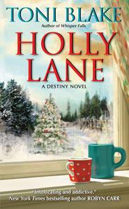 Holly Lane  by  Toni Blake