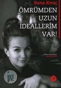 Ömrümden Uzun İdeallerim Var  by  Suna Kıraç