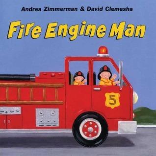 Fire Engine Man Andrea Zimmerman