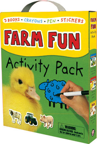 Farm Fun Activity Pack  by  Roger Priddy