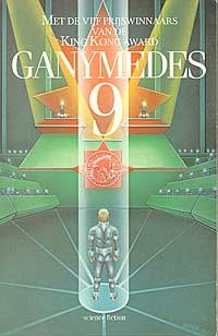 Ganymedes 9  by  Vincent van der Linden