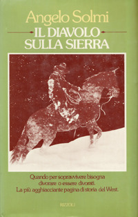 Il diavolo sulla sierra  by  Angelo Solmi