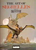 The Art of Segrelles  by  Vicente Segrelles