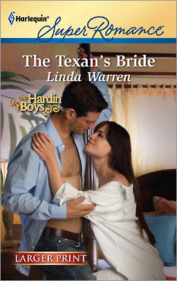 The Texans Bride  by  Linda Warren