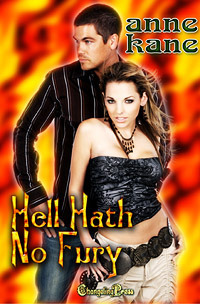 Hell Hath No Fury (Hellhound Detective Agency, #1)  by  Anne Kane
