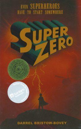 SuperZero Darrel Bristow-Bovey