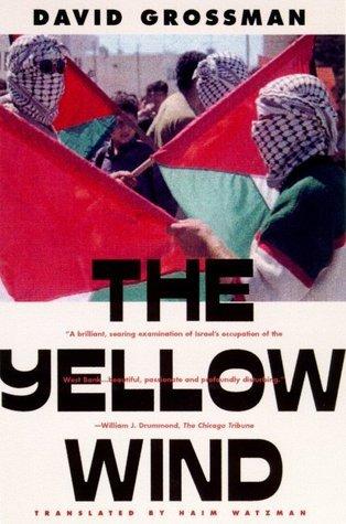 The Yellow Wind David Grossman