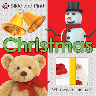 Slide and Find Christmas  by  Roger Priddy