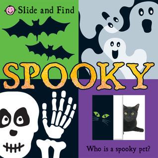 Slide and Find Spooky Roger Priddy