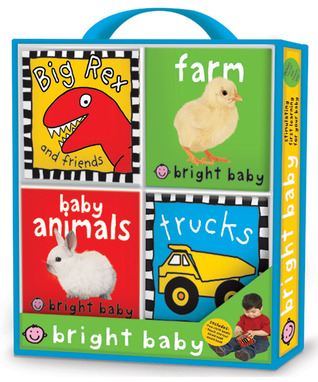 Bright Baby Pack: Big Rex  by  Roger Priddy