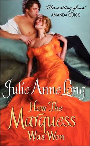 How the Marquess Was Won (Pennyroyal Green, #6)  by  Julie Anne Long