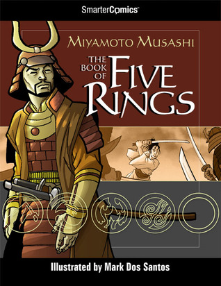 A Book of 5 Rings (Go Rin No Sho), The classic guide to strategy Miyamoto Musashi