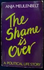Shame Is Over  by  Anja Meulenbelt