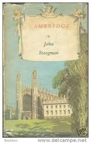 Cambridge (The British Cities and Towns Series)  by  John Steegman