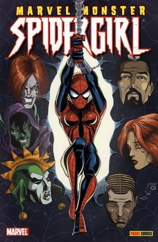 Spidergirl Marvel Monster #1  by  Tom DeFalco