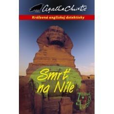 Smrť na Níle  by  Agatha Christie