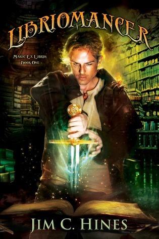 Libriomancer (Magic Ex Libris, #1) Jim C. Hines