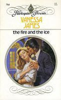 The Fire and The Ice  by  Vanessa James