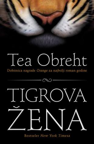 Tigrova žena Téa Obreht