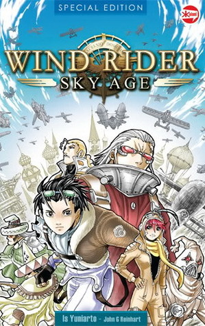 Wind Rider - Sky Age  by  Is Yuniarto