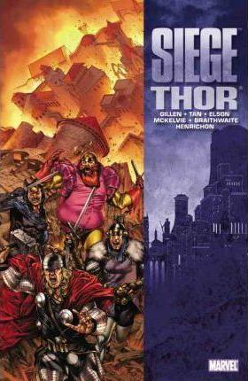 Siege: Thor  by  Kieron Gillen