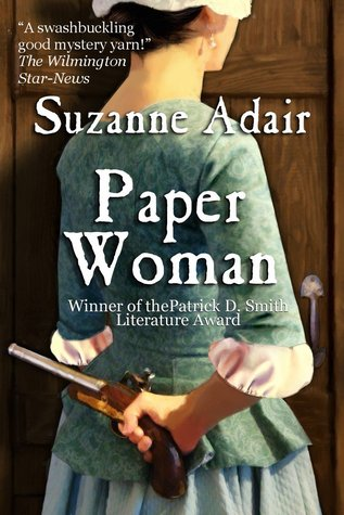 Paper Woman  by  Suzanne Adair