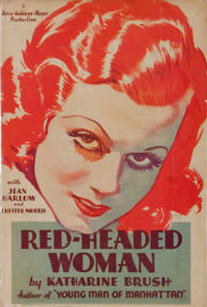 Red-Headed Woman Katharine Brush