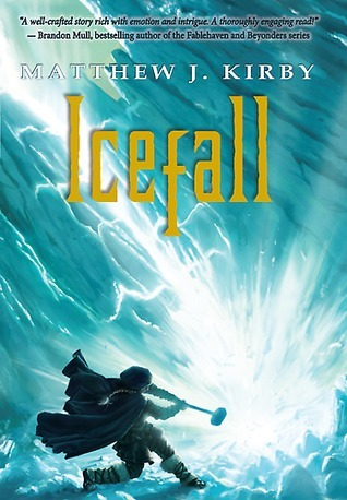 Icefall Matthew J. Kirby