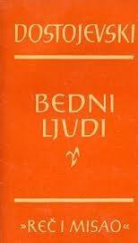 Bedni ljudje  by  Fyodor Dostoyevsky
