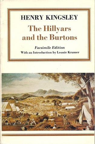 The Hillyars And The Burtons: A Story Of Two Families  by  Henry Kingsley