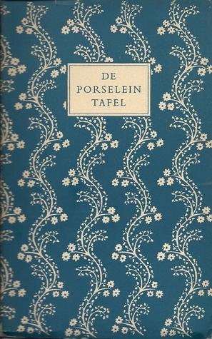 De porselein tafel Olaf J. de Landell