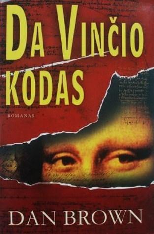 Da Vinčio kodas (Robertas Lengdonas, #2)  by  Dan Brown