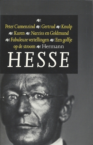 Peter Camenzind ~ Gertrud ~ Knulp ~ Kuren ~ Narziss en Goldmund ~ Fabuleuze vertellingen ~ Een golfje op de stroom Hermann Hesse