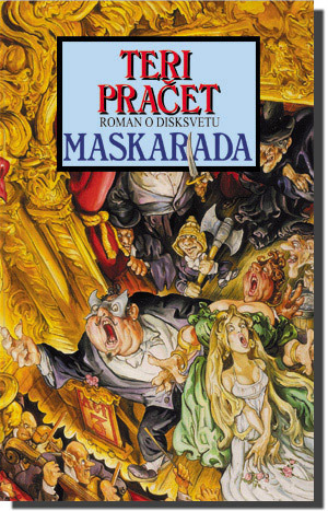 Maskarada Terry Pratchett