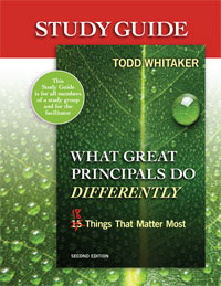 What Great Principals Do Differently - Study Guide  by  Todd Whitaker