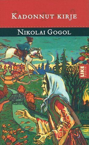 Kadonnut kirje  by  Nikolai Gogol