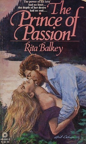 Prince of Passion  by  Rita Balkey
