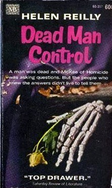 Dead Man Control  by  Helen Reilly