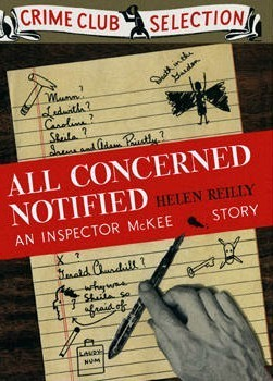 All Concerned Notified Helen Reilly