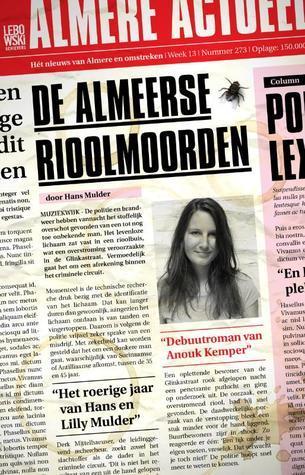 De Almeerse Rioolmoorden Anouk Kemper