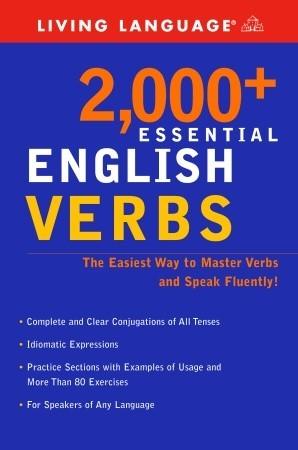 2000+ Essential English Verbs (LL  by  Living Language