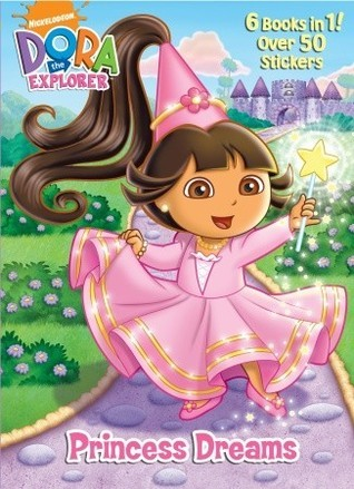 Princess Dreams Golden Books