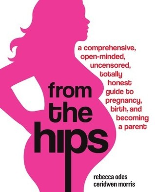 From the Hips: A Comprehensive, Open-Minded, Uncensored, Totally Honest Guide to Pregnancy, Birth, and Becoming a Parent  by  Rebecca Odes